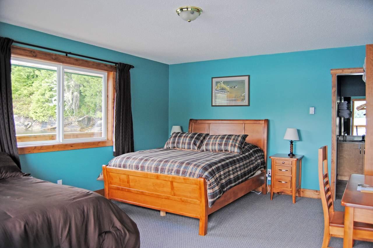 Impression Knight Inlet Lodge
