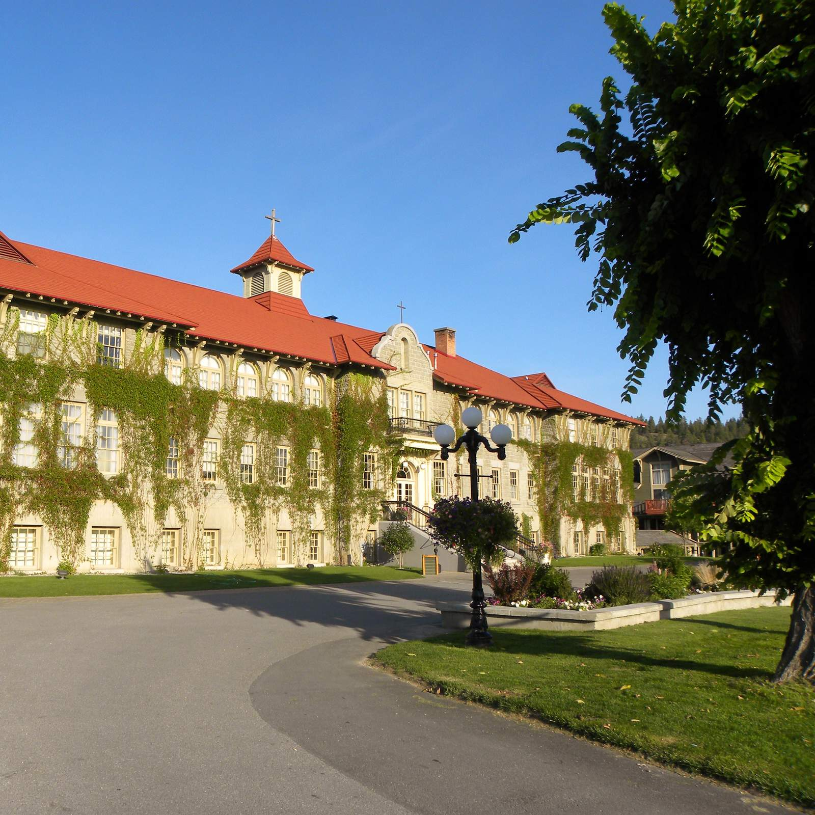 St. Eugene Mission Resort