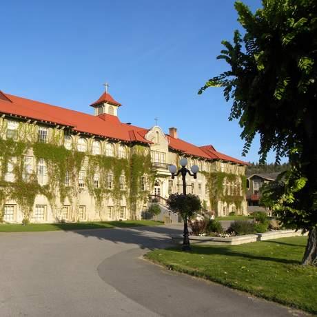 St. Eugene Mission Resort