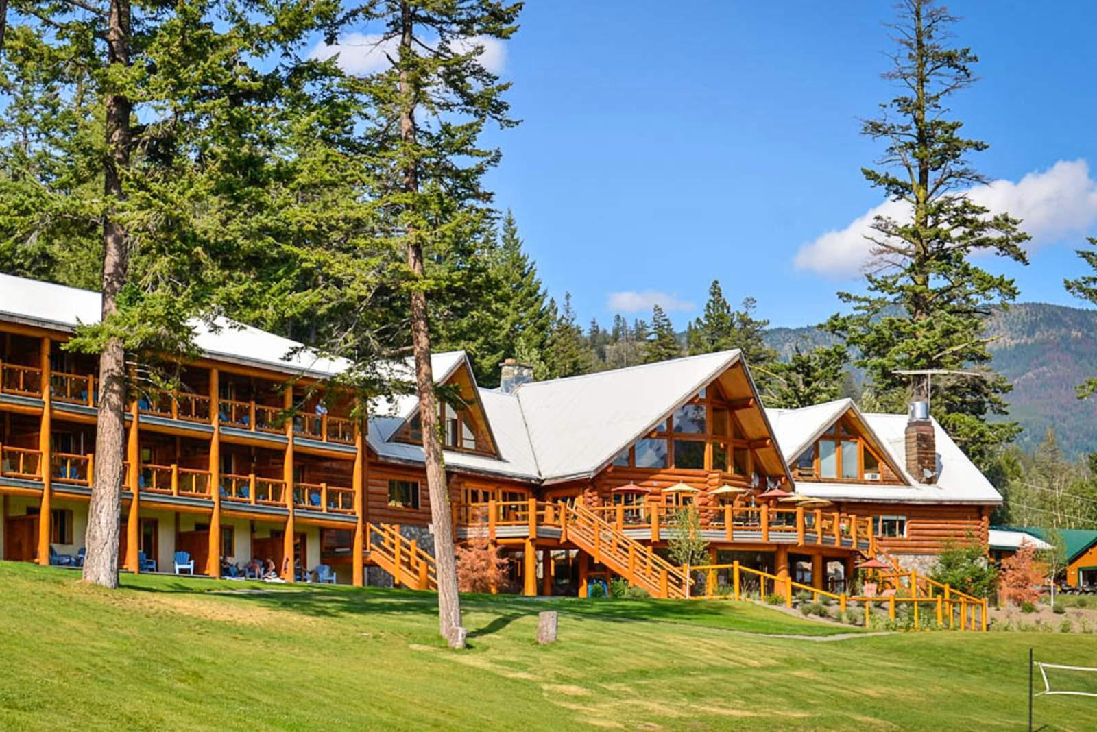 Impression Tyax Wilderness Resort und Spa