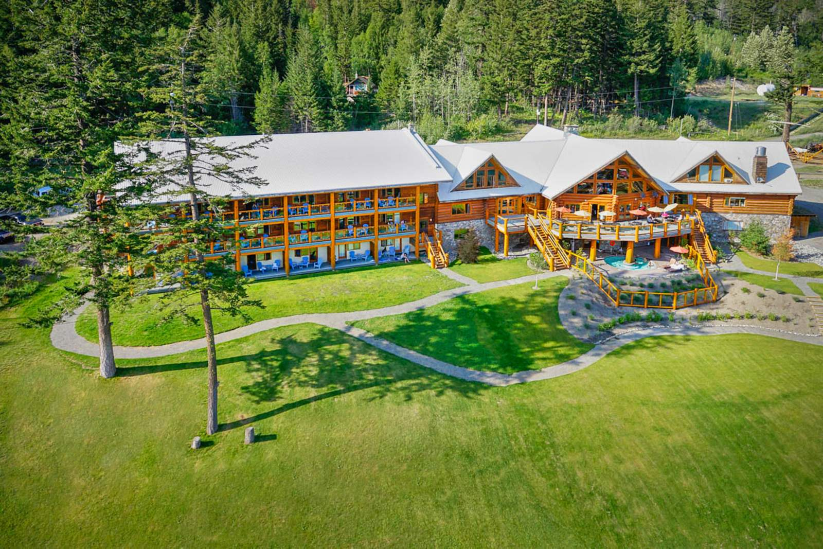 Tyax Lodge & Heliskiing