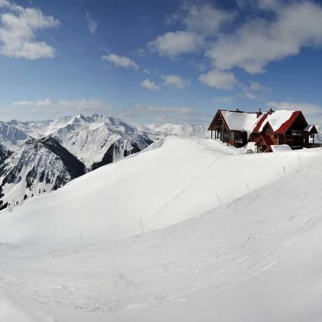 Panorama Ausblick nahe des Eagles Eye Restaurant