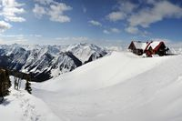 Ski in - Ski out Paradies