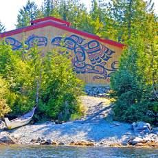 Impression Spirit Bear Lodge