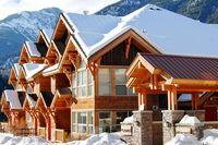 Winter in British Columbia