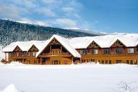Winterurlaub mit Panoramablick