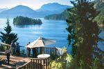 Lodges und Cabins in West-Kanada