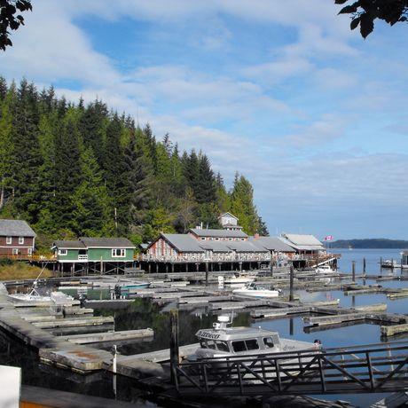 Telegraph Cove Resort