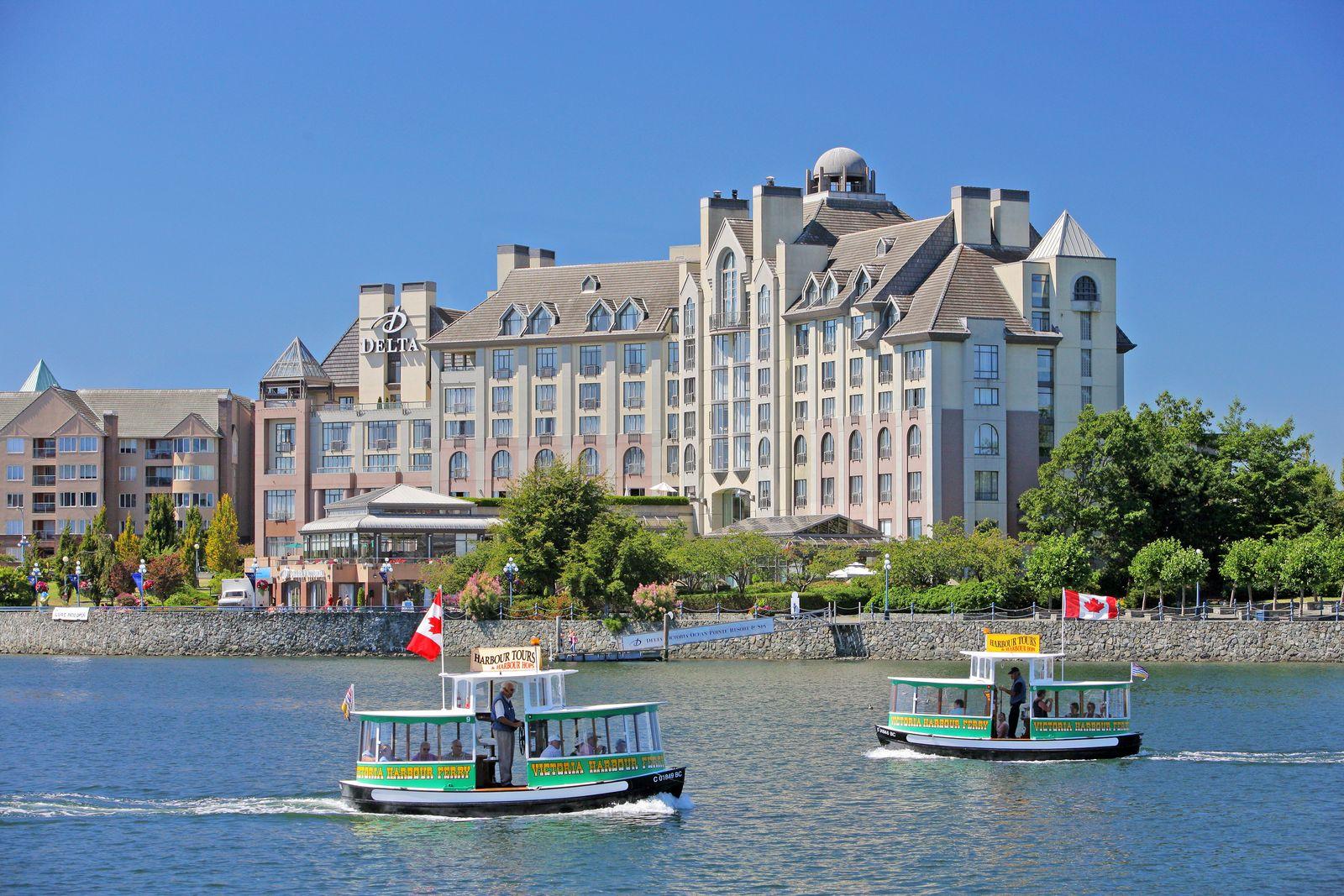 Impression Delta Victoria Ocean Pointe Resort
