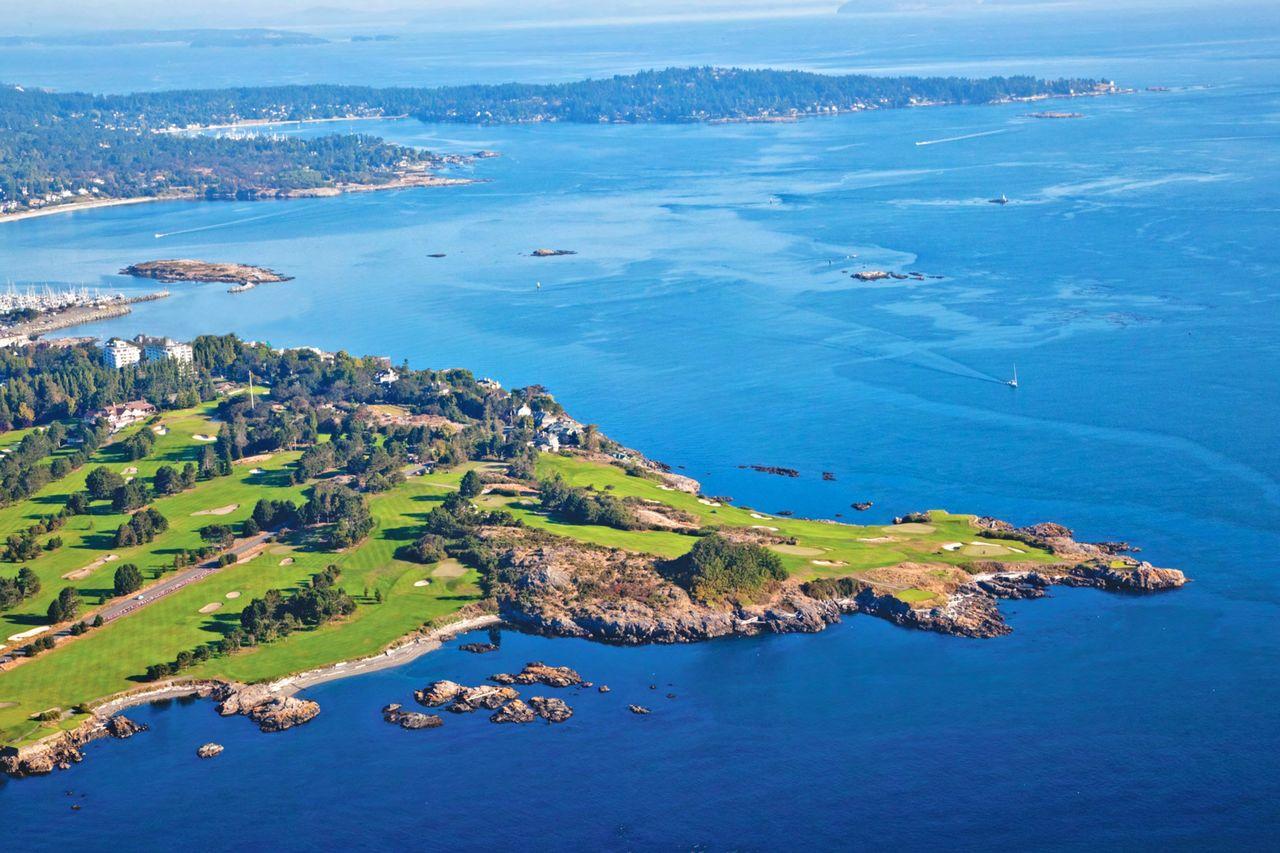 Vancouver Island Spa Specials