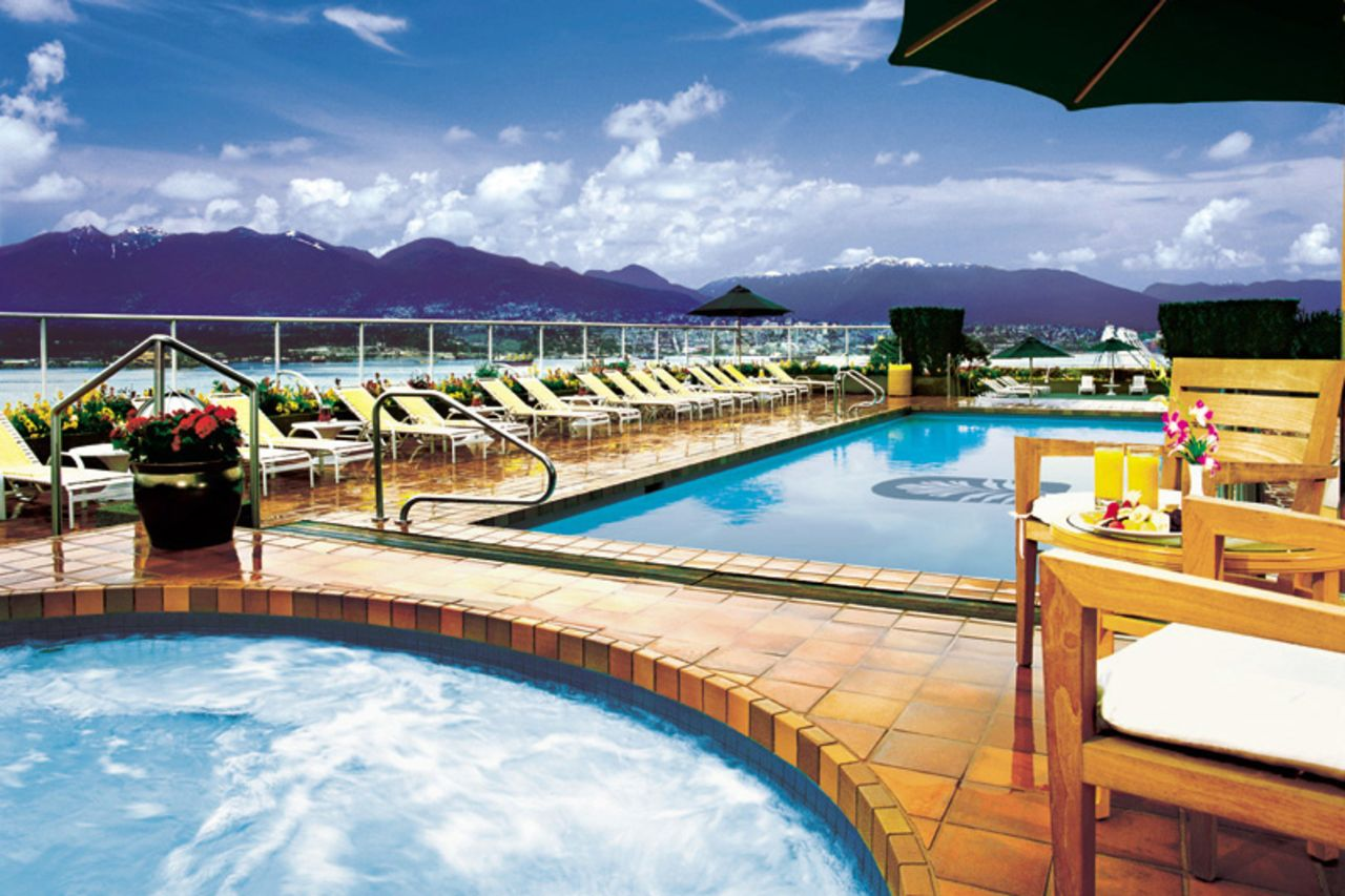 Pan Pacific Vancouver Hotel Canada Jobs