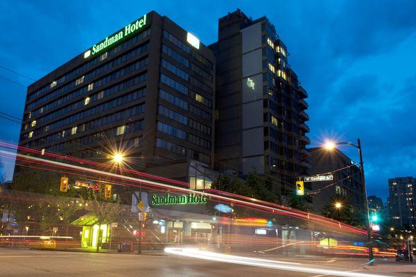 Sandman Hotel Bc