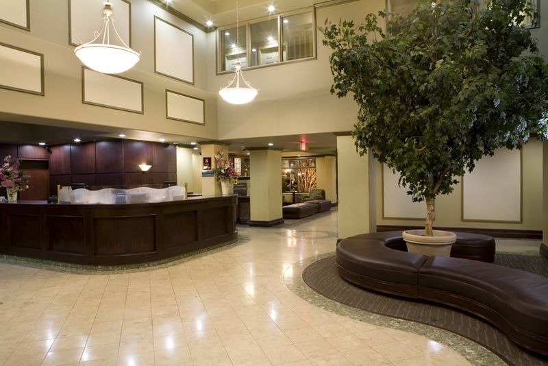 Sandman Hotel Vancouver Airport Richmond Bc Kanada