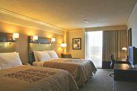 5 Schritte Ankunft bis Abfahrt: Hotelübernachtung (Sandman Signature Vancouver Airport)
