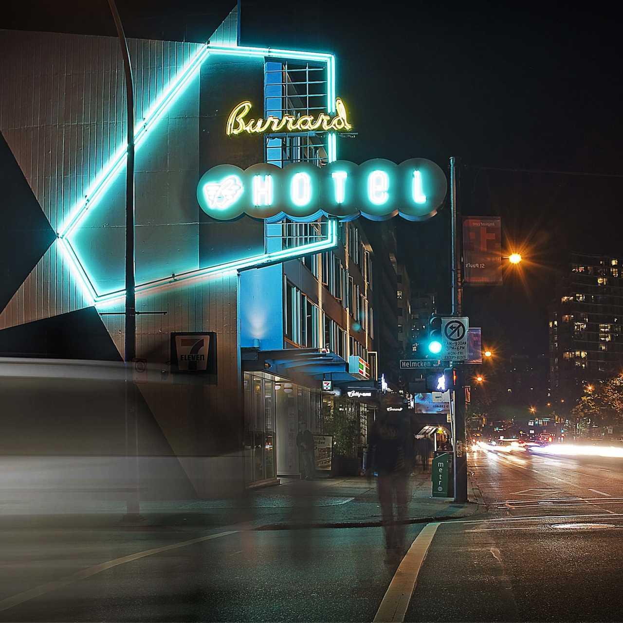 Burrard Inn Hotel Vancouver