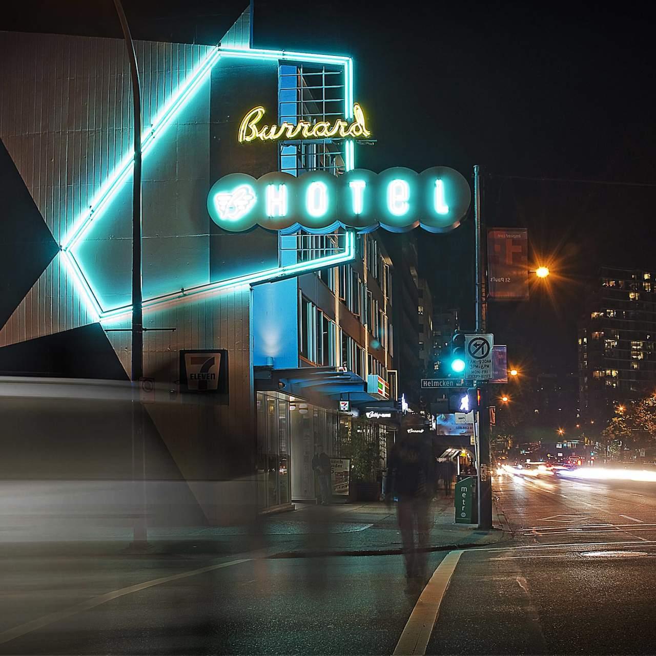 Burrard Motor Hotel Vancouver