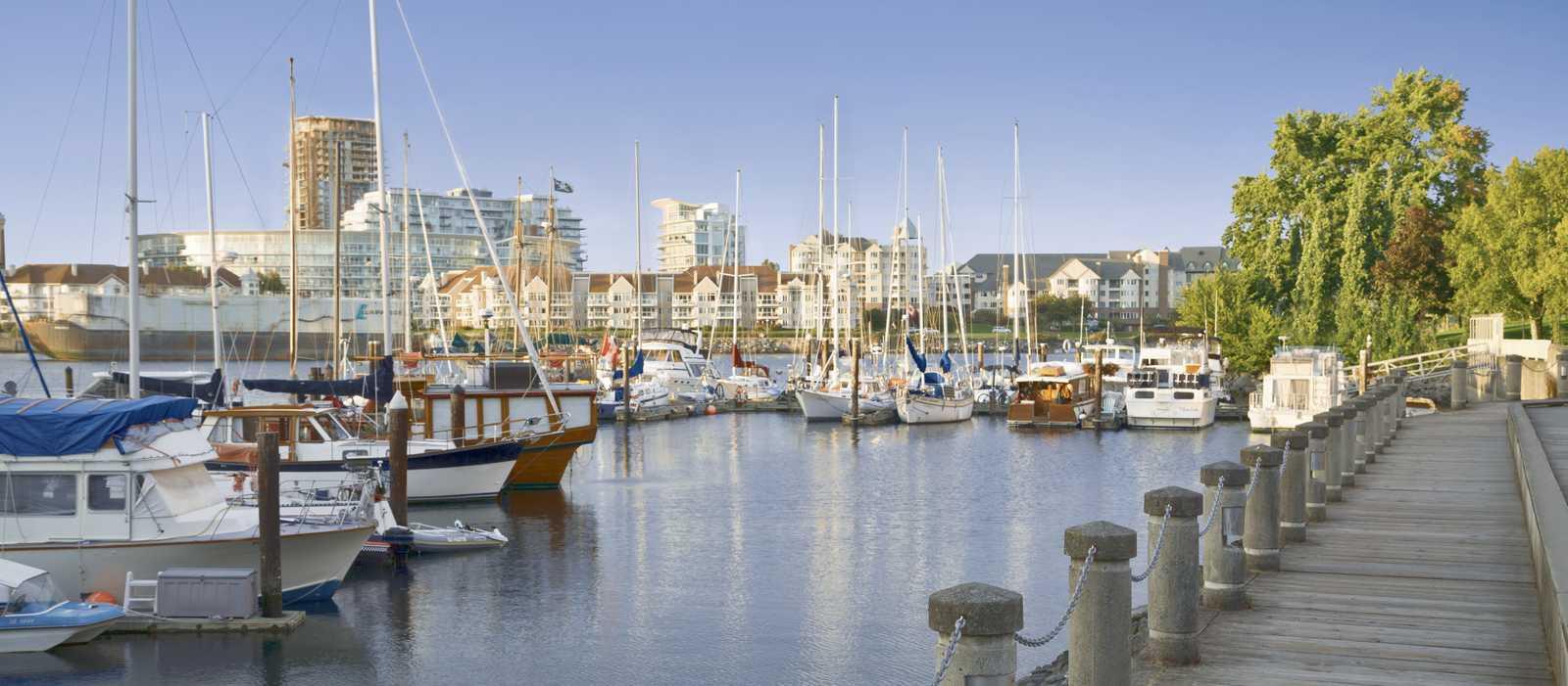 Impressionen des Coast Victoria Hotels & Marina by APA in Victoria