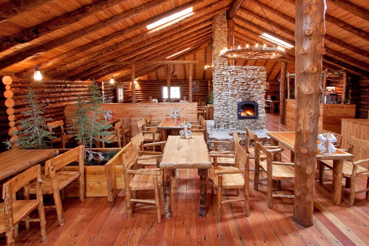 Impressionen der Lazy Bear Lodge in Churchill, Manitoba