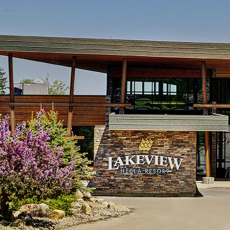 Lakeview Resort Hecla
