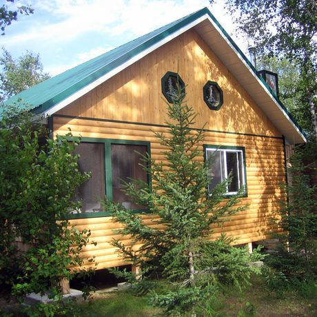 Aikens Lake Wilderness Lodge