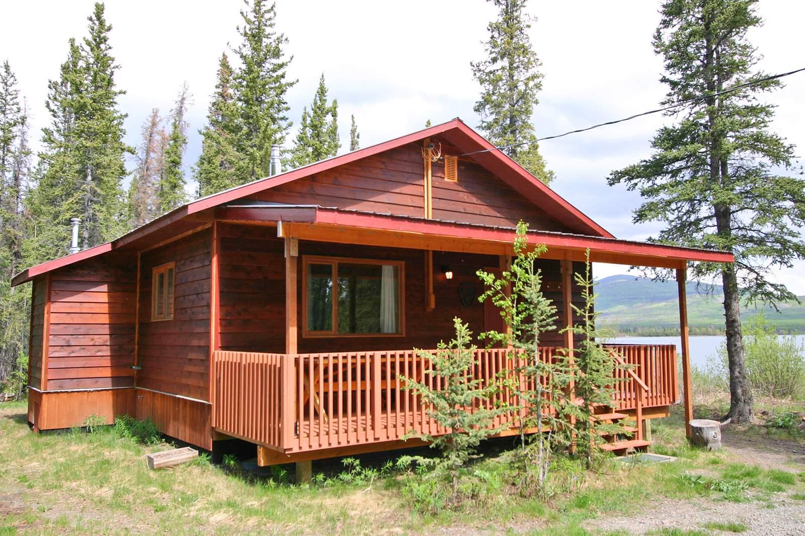 Hotel yukon dalton trail lodge canusa for Trail lodge