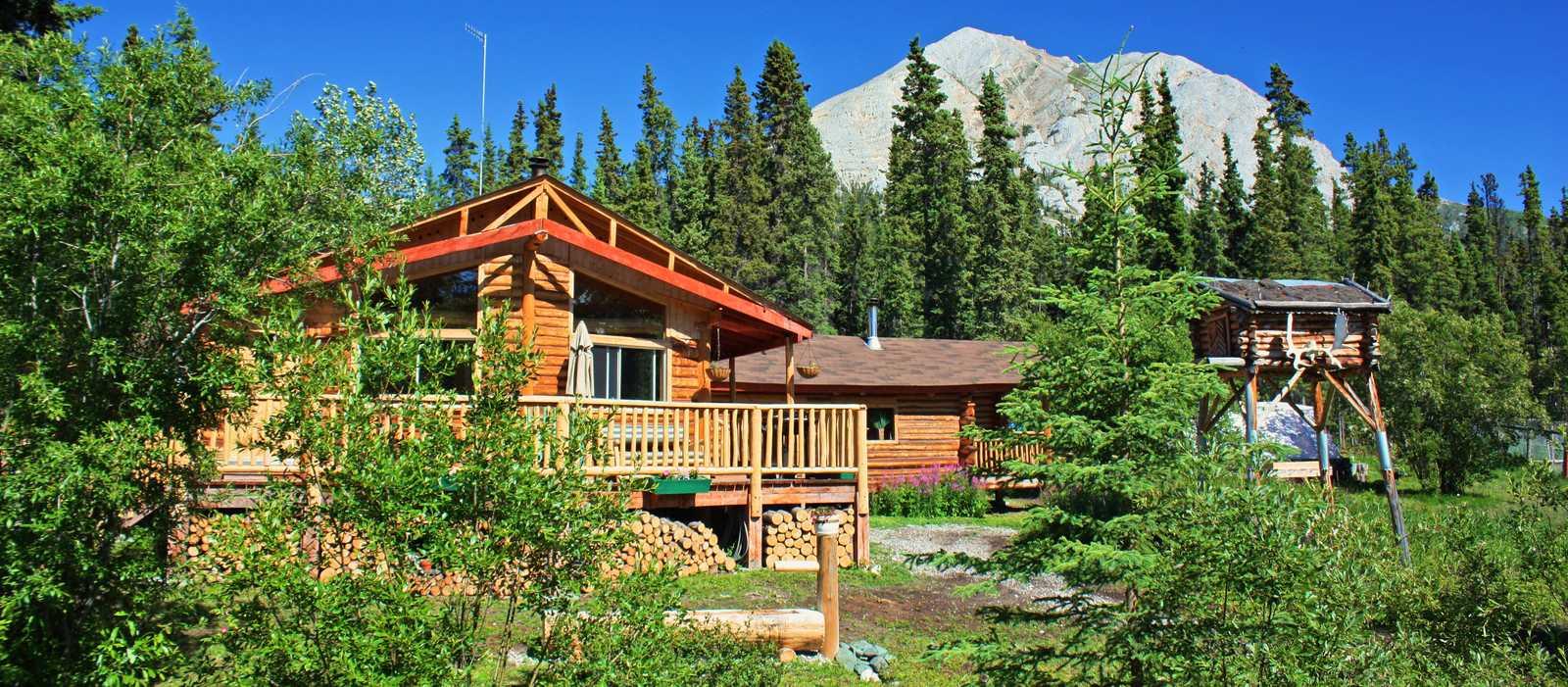 Tagish Wilderness Lodge
