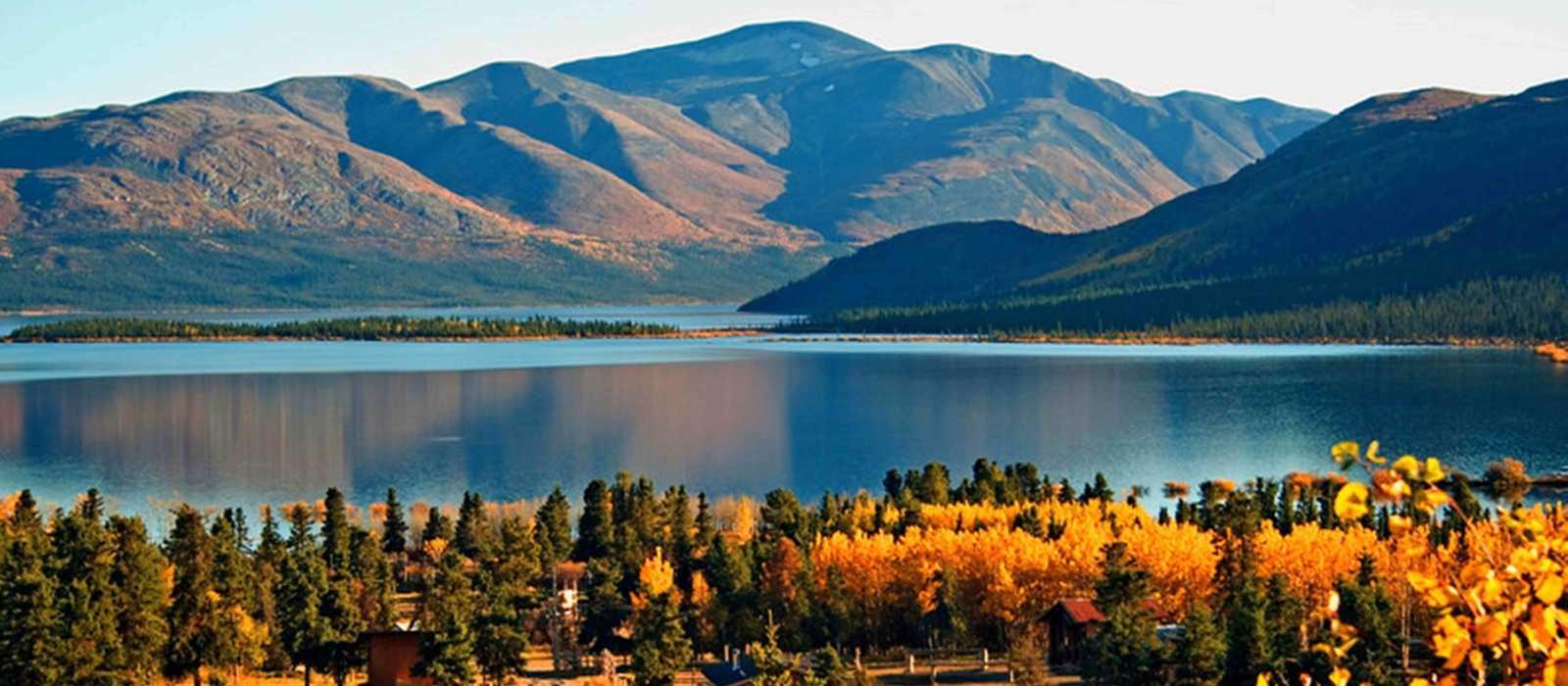 Sky High Wilderness im Herbst