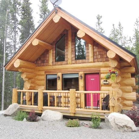 Impressionen Yukon Pines Cabin