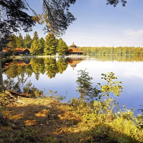 Arowhon Pines Resort