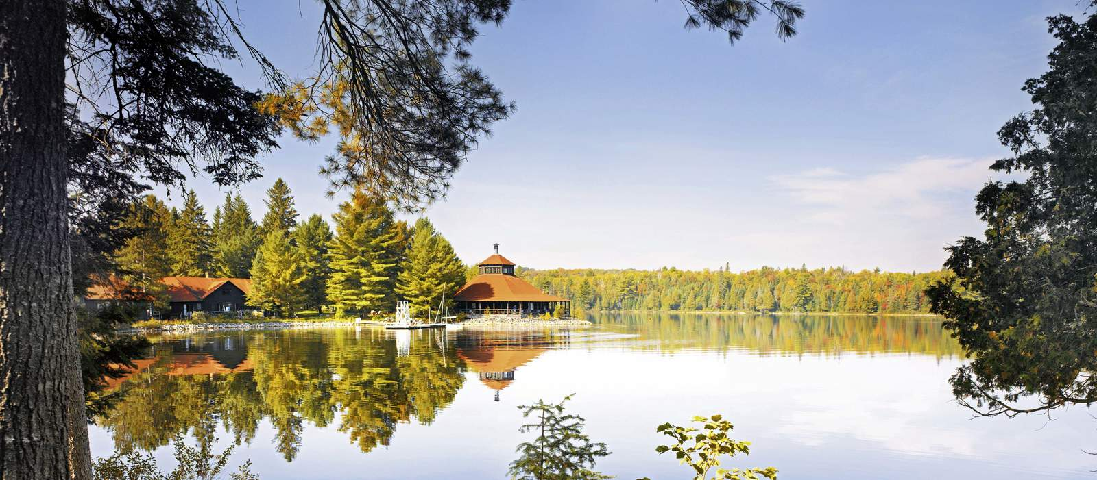 Arowhon Pines Resort im Algonquin Park