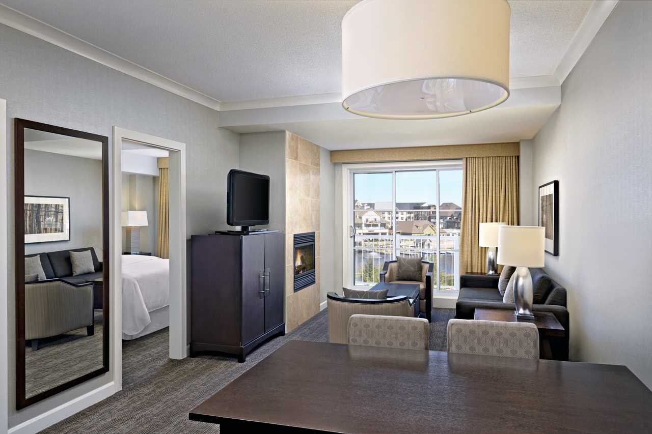 hotel ontario westin trillium house canusa. Black Bedroom Furniture Sets. Home Design Ideas