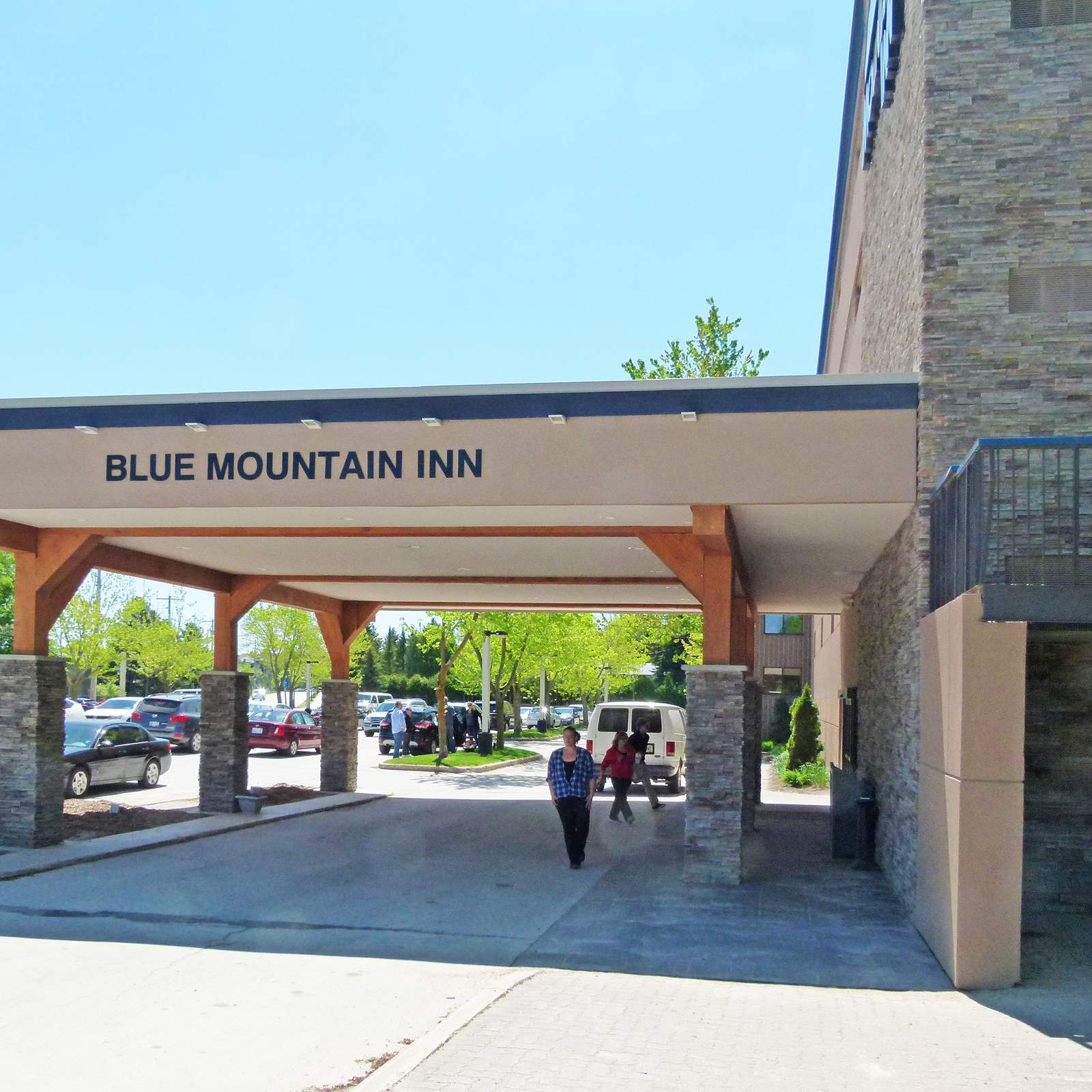 Blue Mountain Inn
