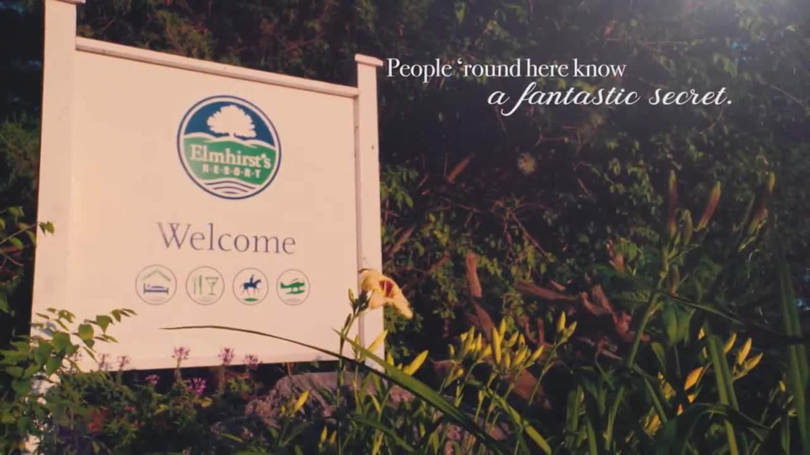 Willkommen im Elmhirst's Resort!