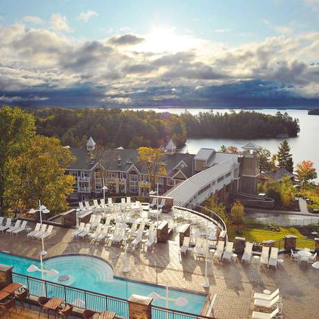 The Rosseau, JW Marriott Resort & Spa