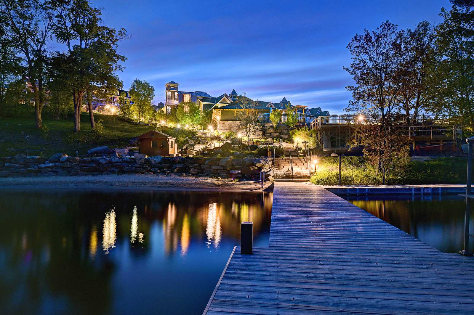 Jw Marriott The Rosseau Muskoka Resort Spa