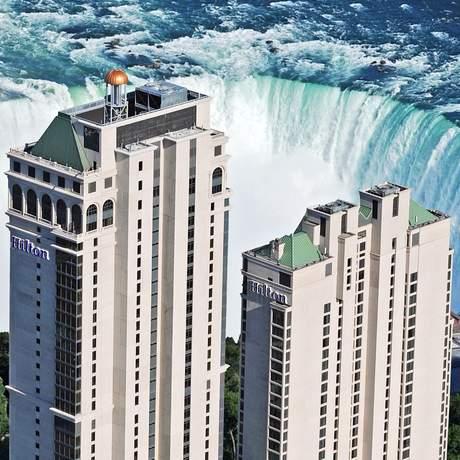 Hilton Hotel & Suites Niagara Falls