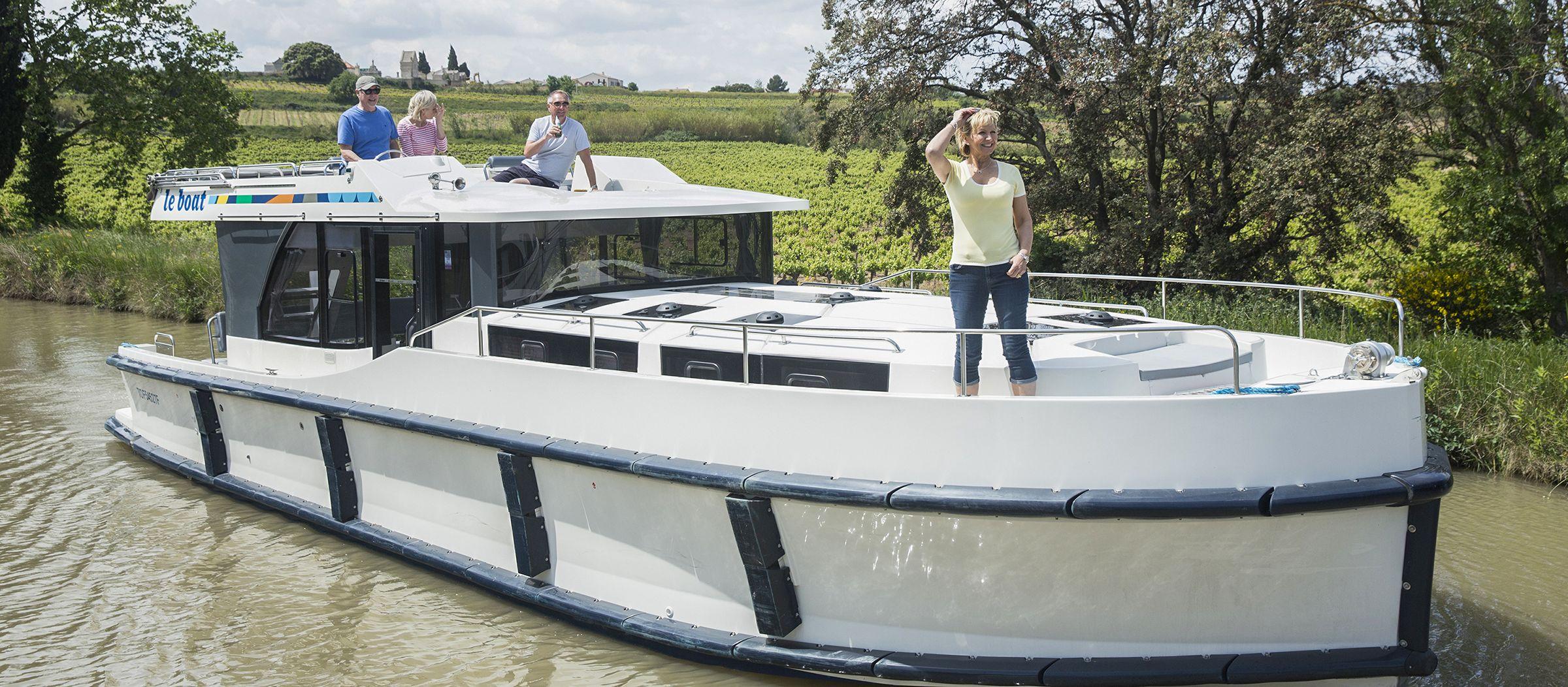 Urlaub auf einem Hausboot von LeBoat in Ontario