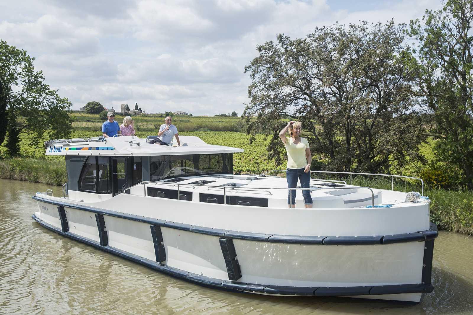 Hausboot in Ontario
