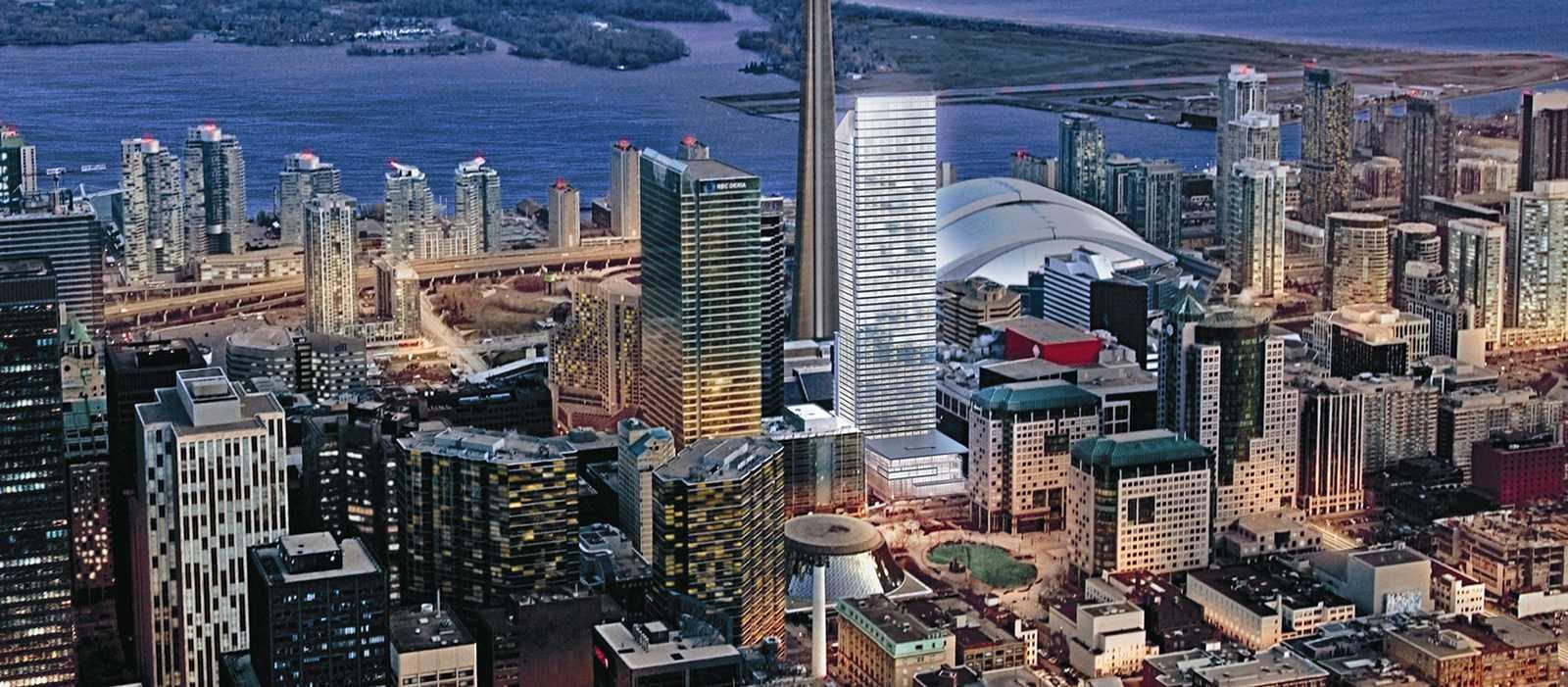 Impression Ritz Carlton Toronto