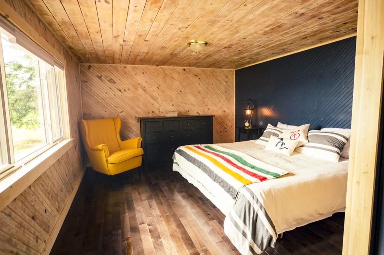 Zimmer in Hütte des Wilderness North, Ontario