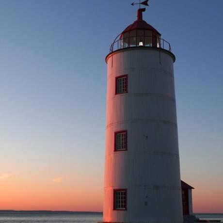 Lighthouse Île Verte/ Les Maisons du Phare de l'Île Verte