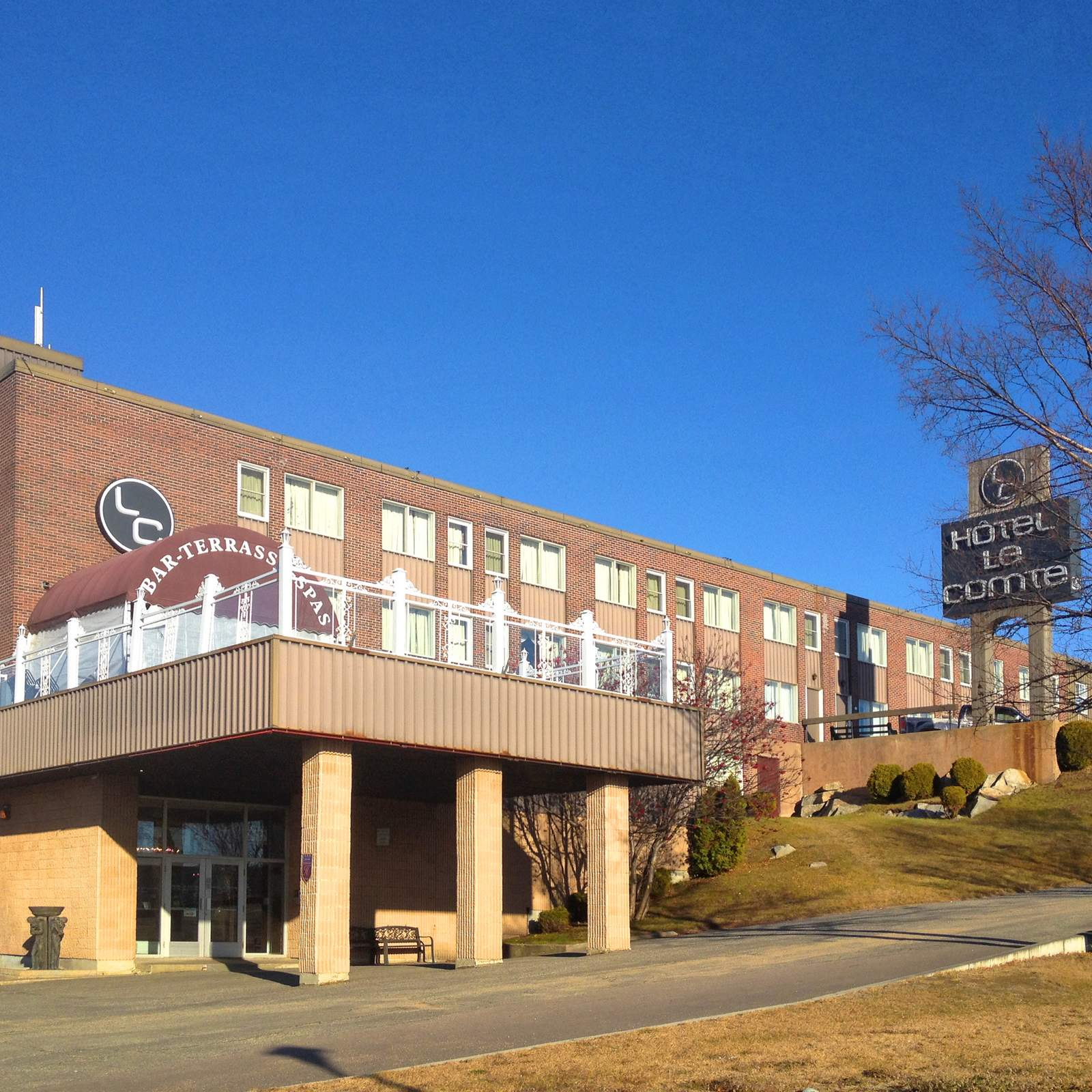 Hotel Motel Le Comte
