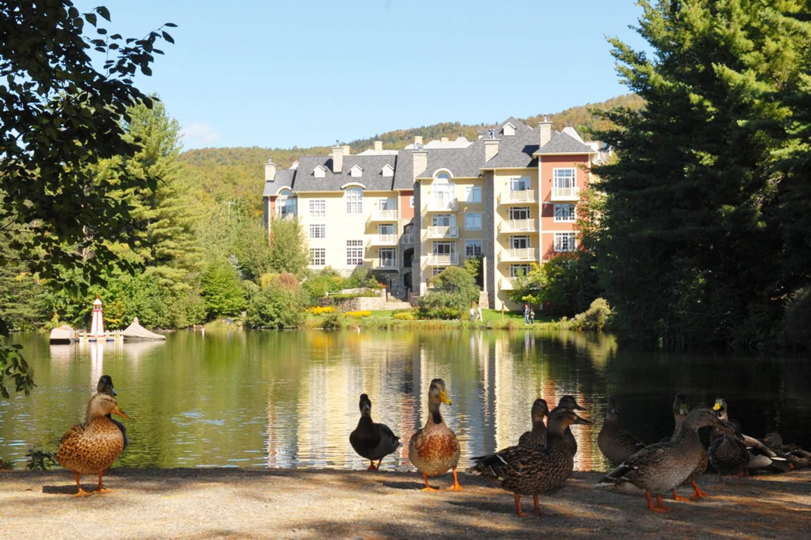 L'ermitage Saint-Antoine de Lac-Bouchette