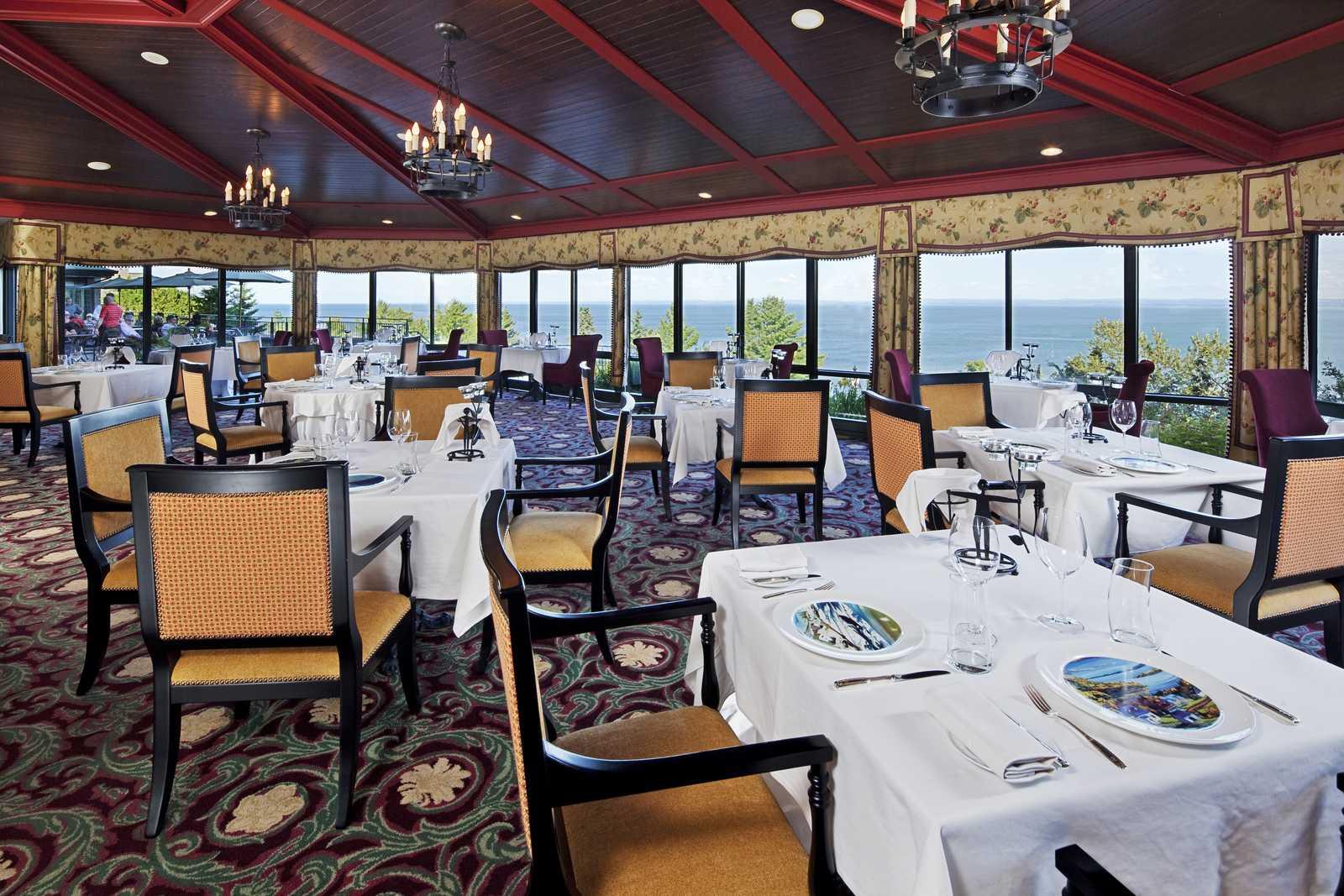 Restaurant Le Charlevoix