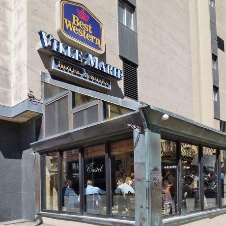 Best Western Ville Marie Hotel