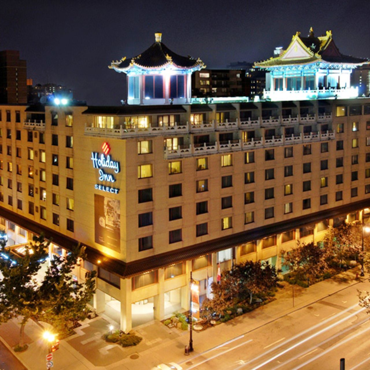 Holiday Inn Select Montreal Centre Ville