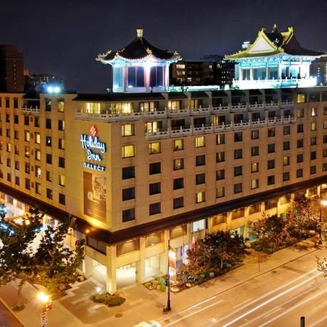 Holiday Inn Montréal Centre Ville