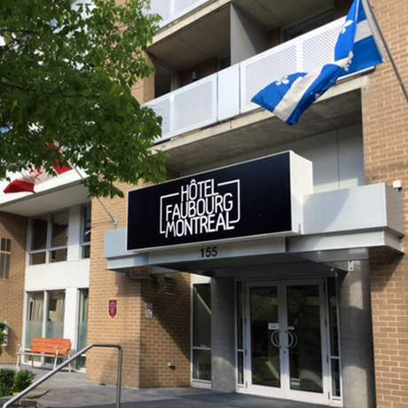 Hotel Faubourg Montréal