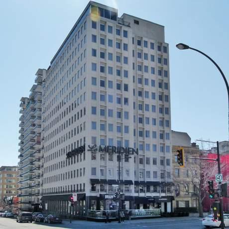 Intercontinental Hotel Montreal Spa