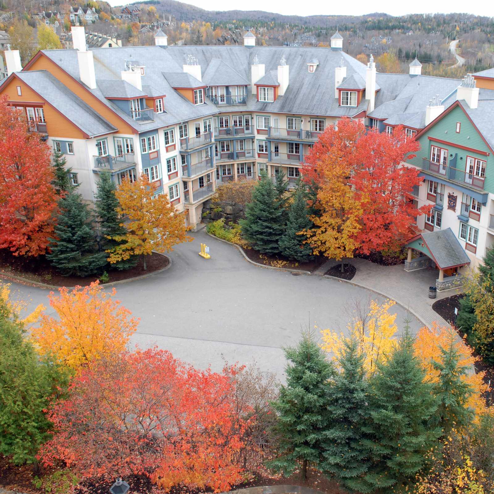 Les Suites Tremblant - Lodge De La Montagne